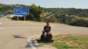 autostop w Chorwacji