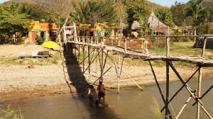 poranna toaleta w Tajlandii