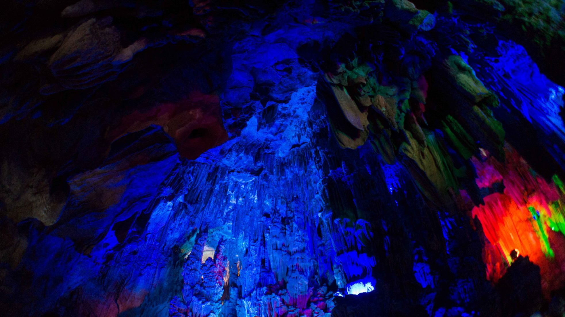 Jaskinia Trzcinowego Fletu