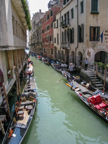 zdjęcia z Wenecji