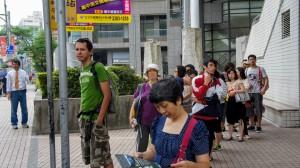 Tajwan a Chiny