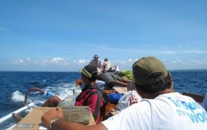 public boat Indonezja