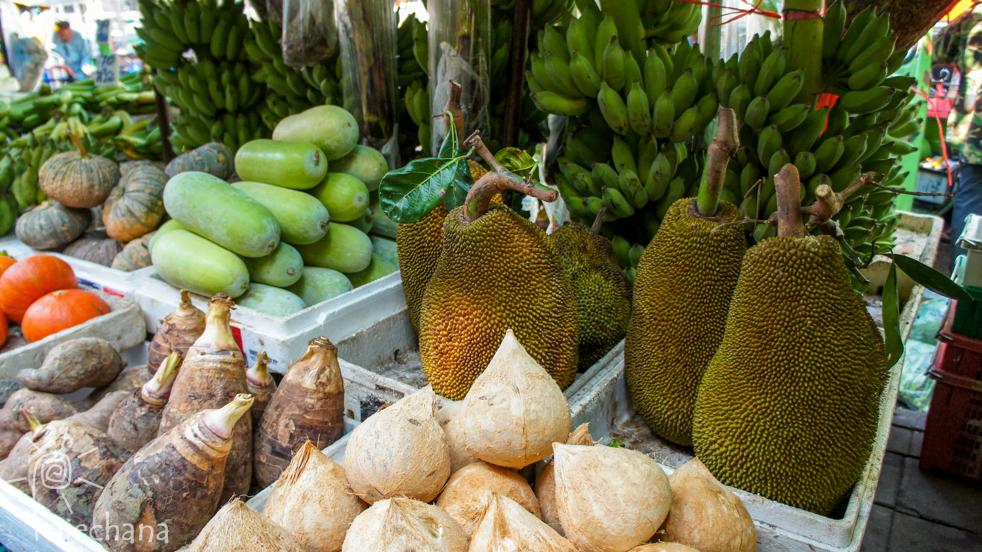 owoce Azji