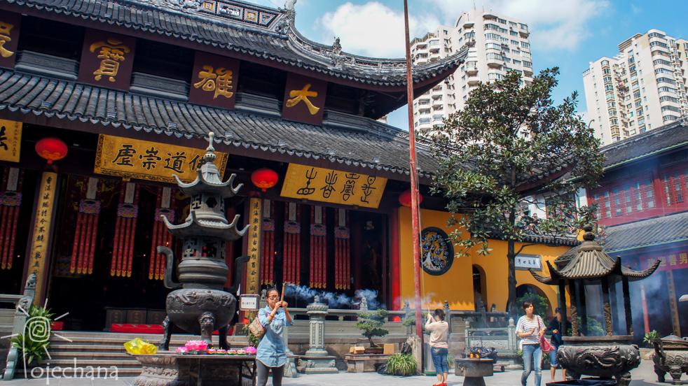 atrakcje Szanghaju