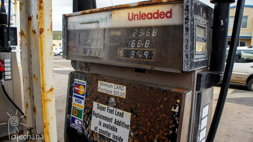 paliwo w Australii