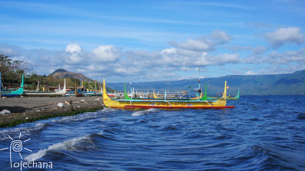 jezioro Taal