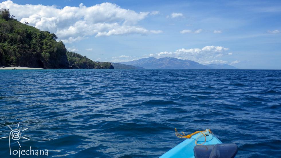 kajaki na Filipinach