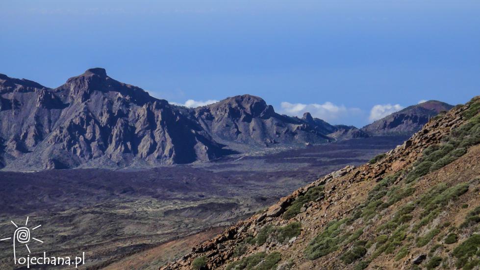 wulkan na Teneryfie