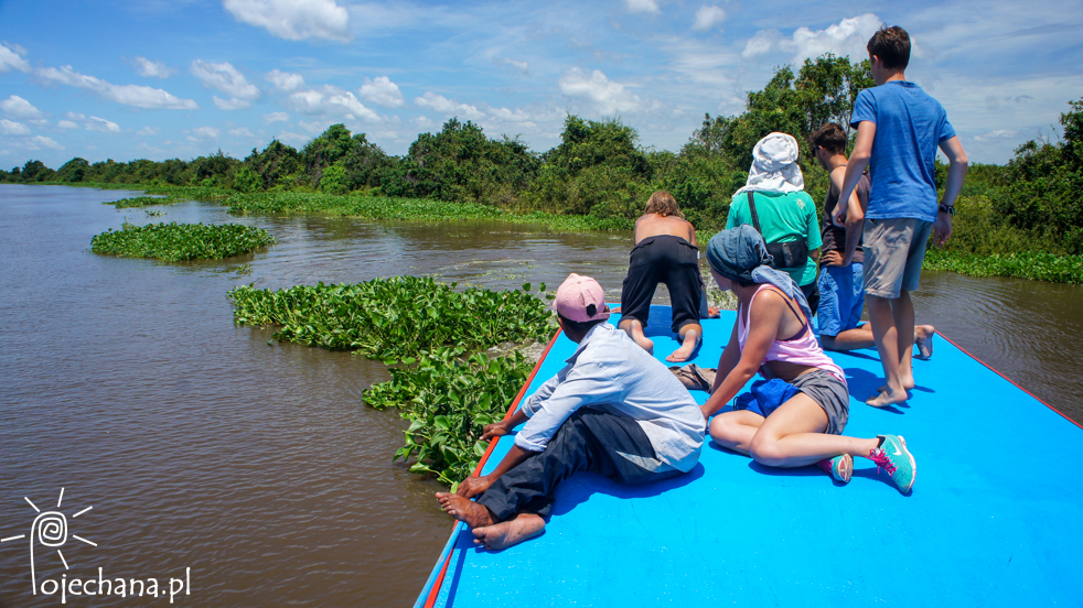 rejs z Siem Reap