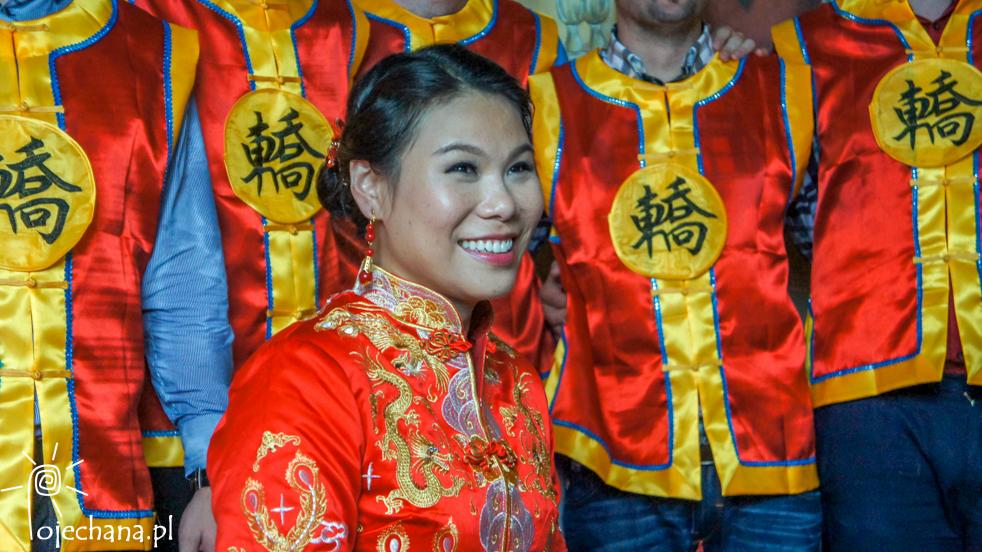 ślub w Chinach