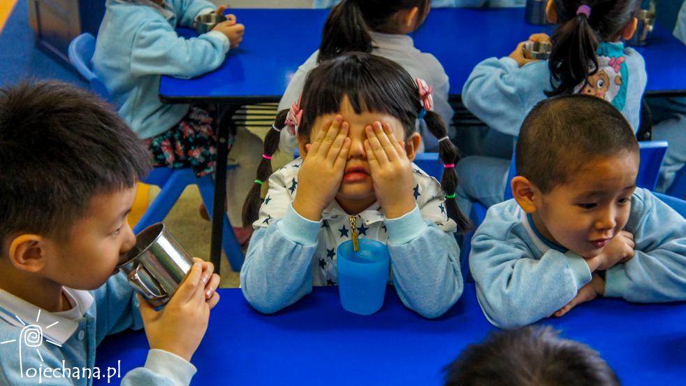 chińskie przedszkole