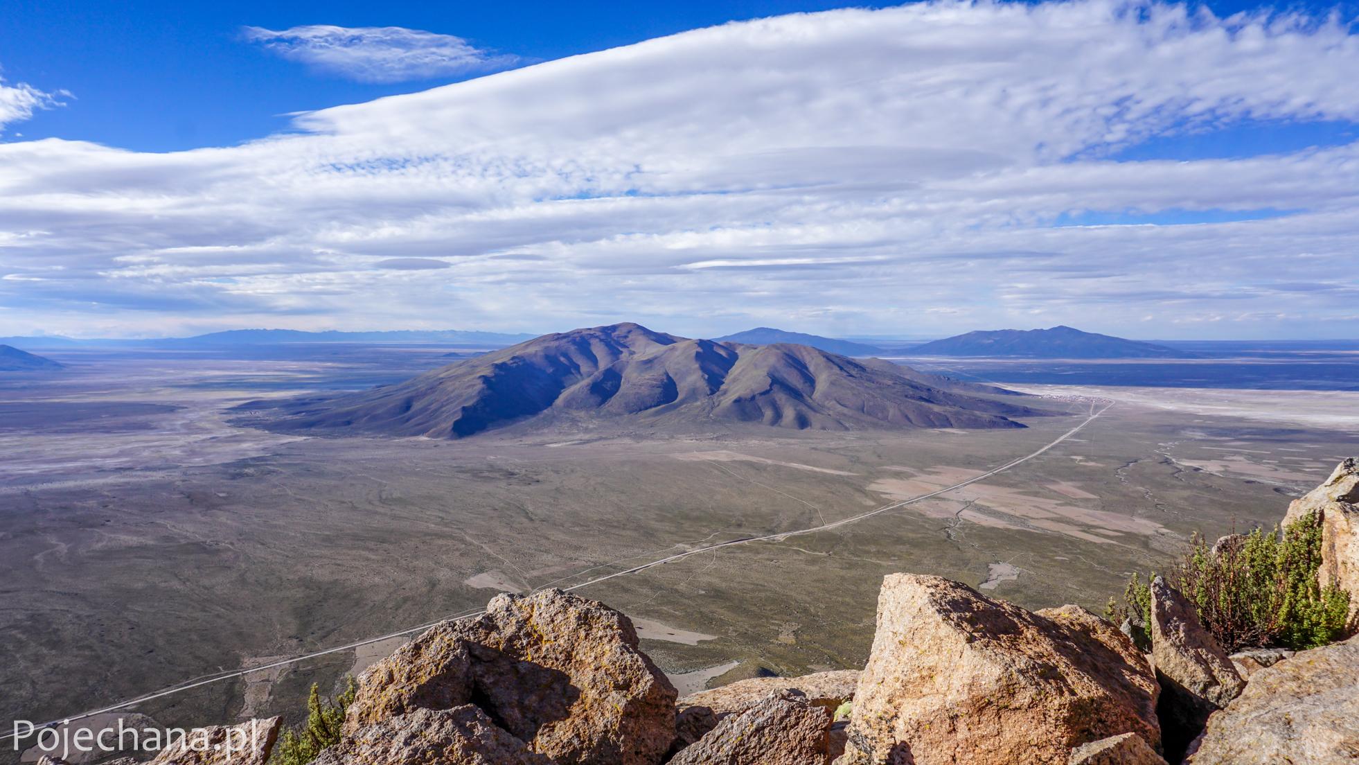 Altiplano, Boliwia