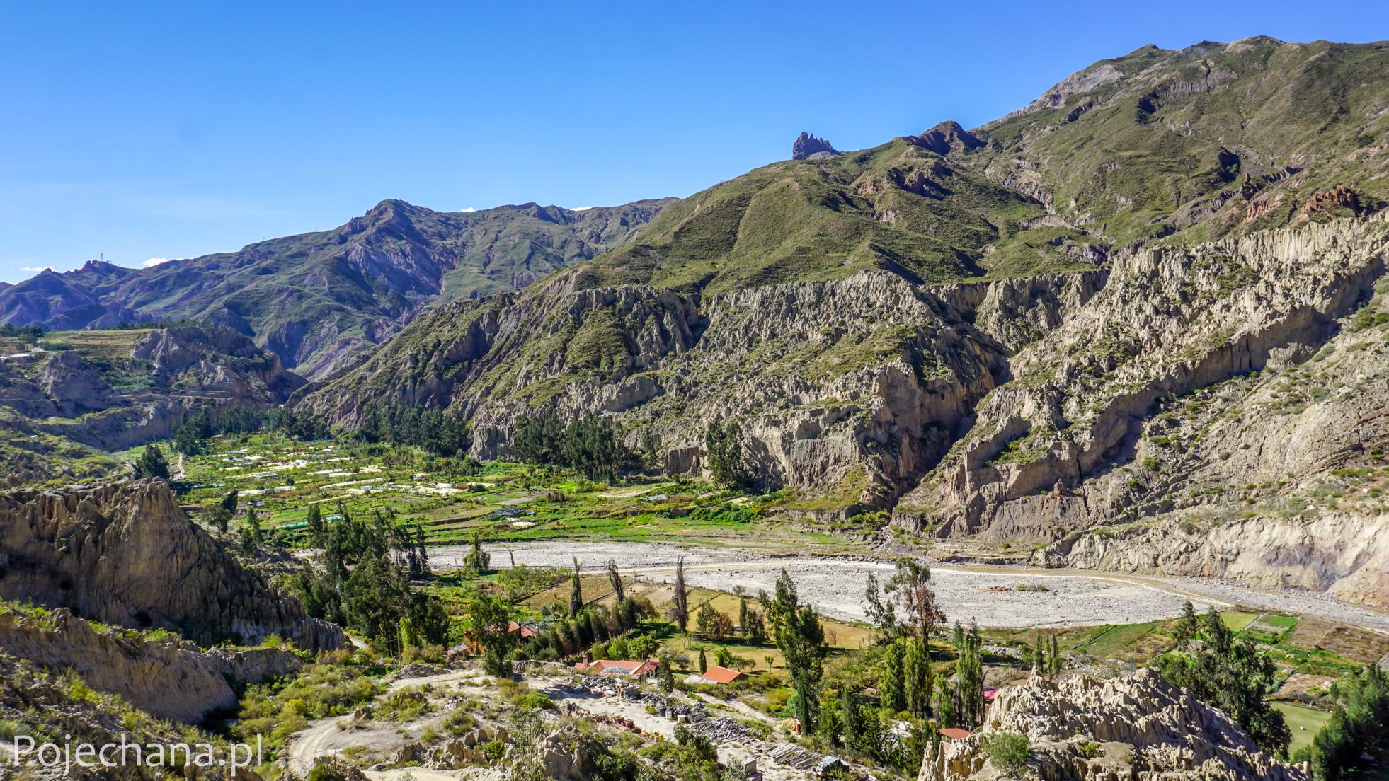 Colibri camping - La Paz