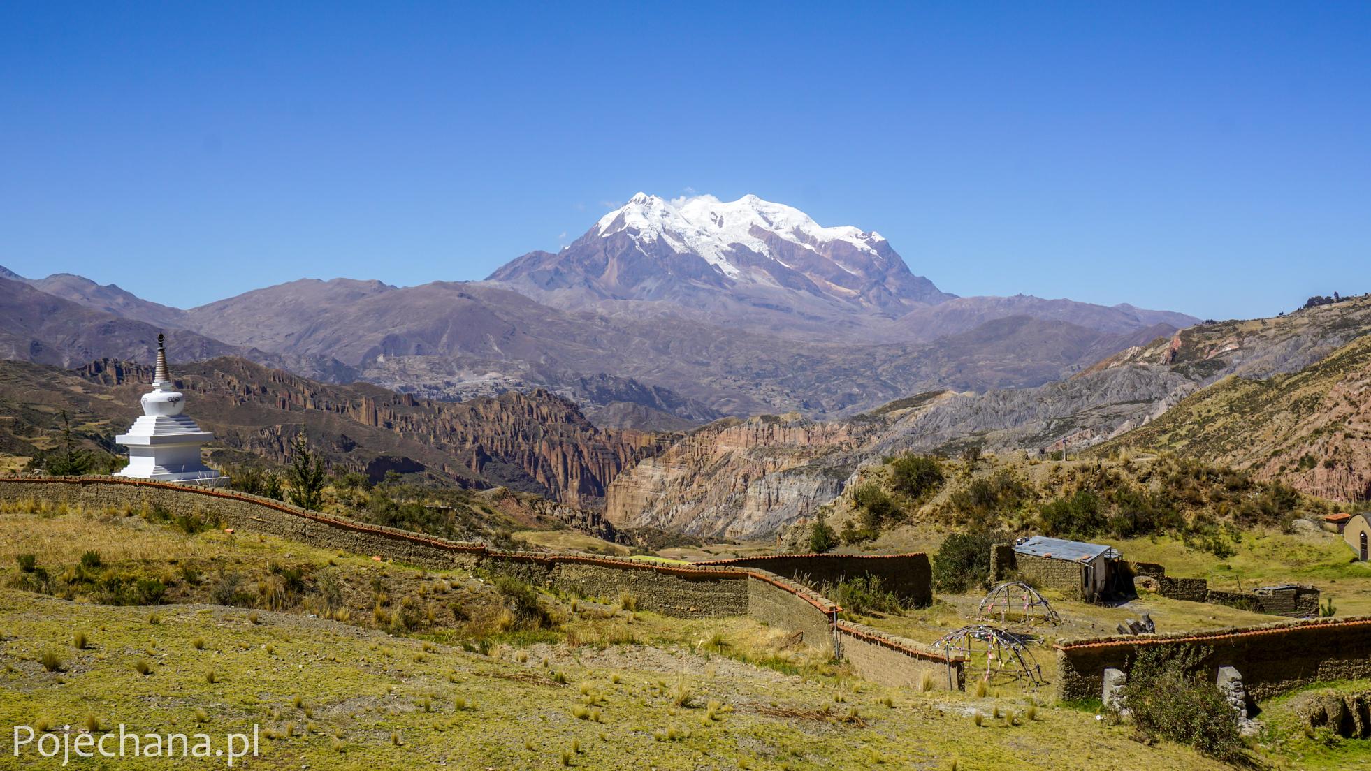 okolice La Paz