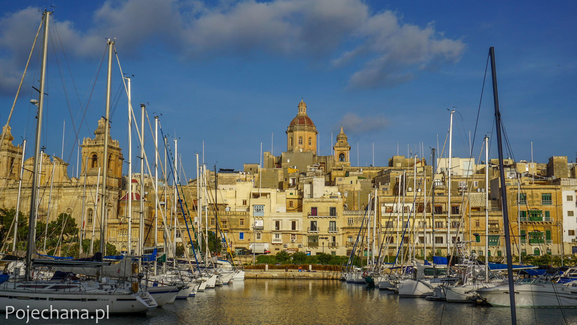 3 Cities, Malta