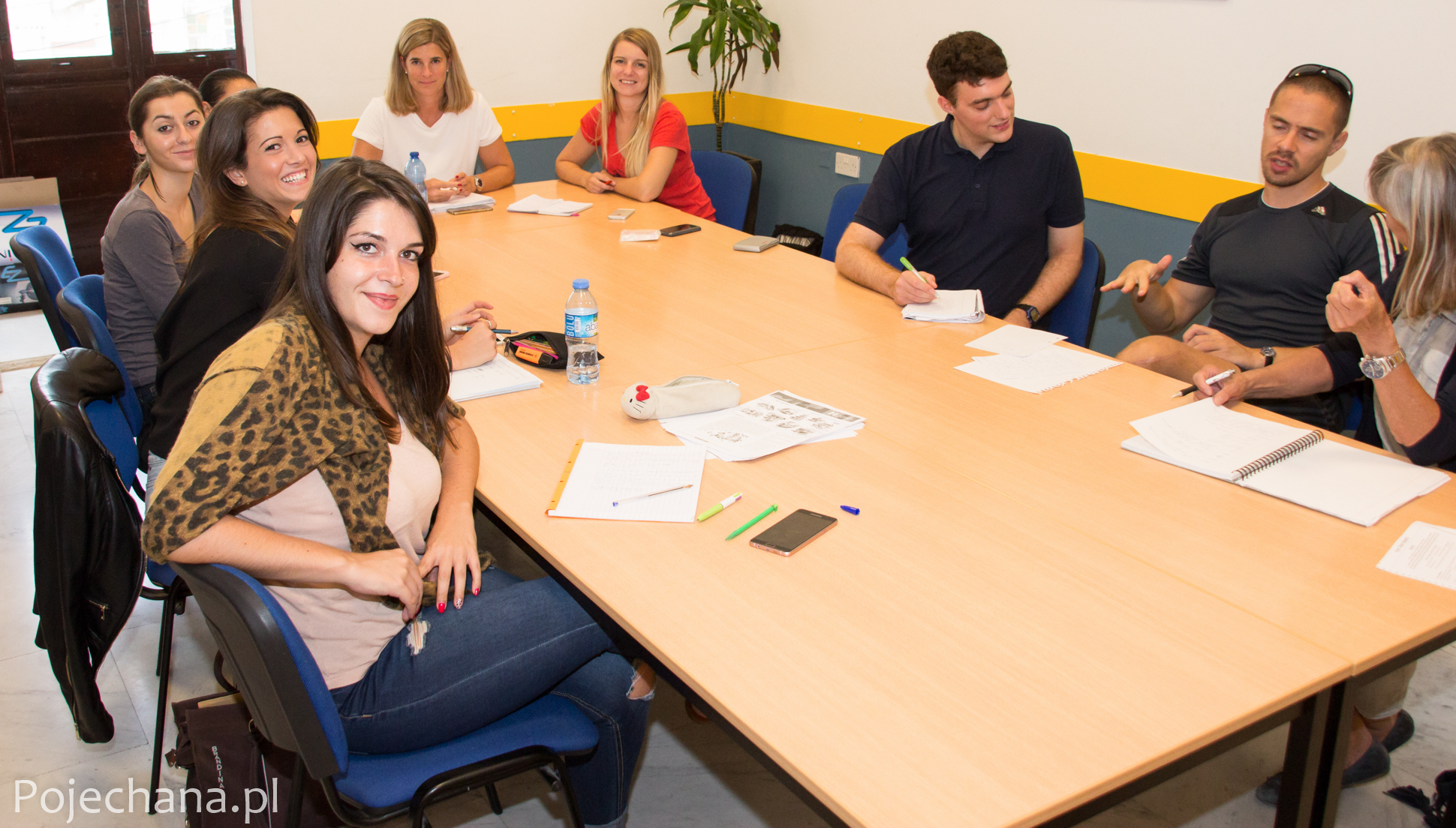 kurs angielskiego w Maltalingua